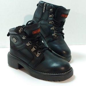 Harley-Davidson© Women Express Lane Side Zip Boots